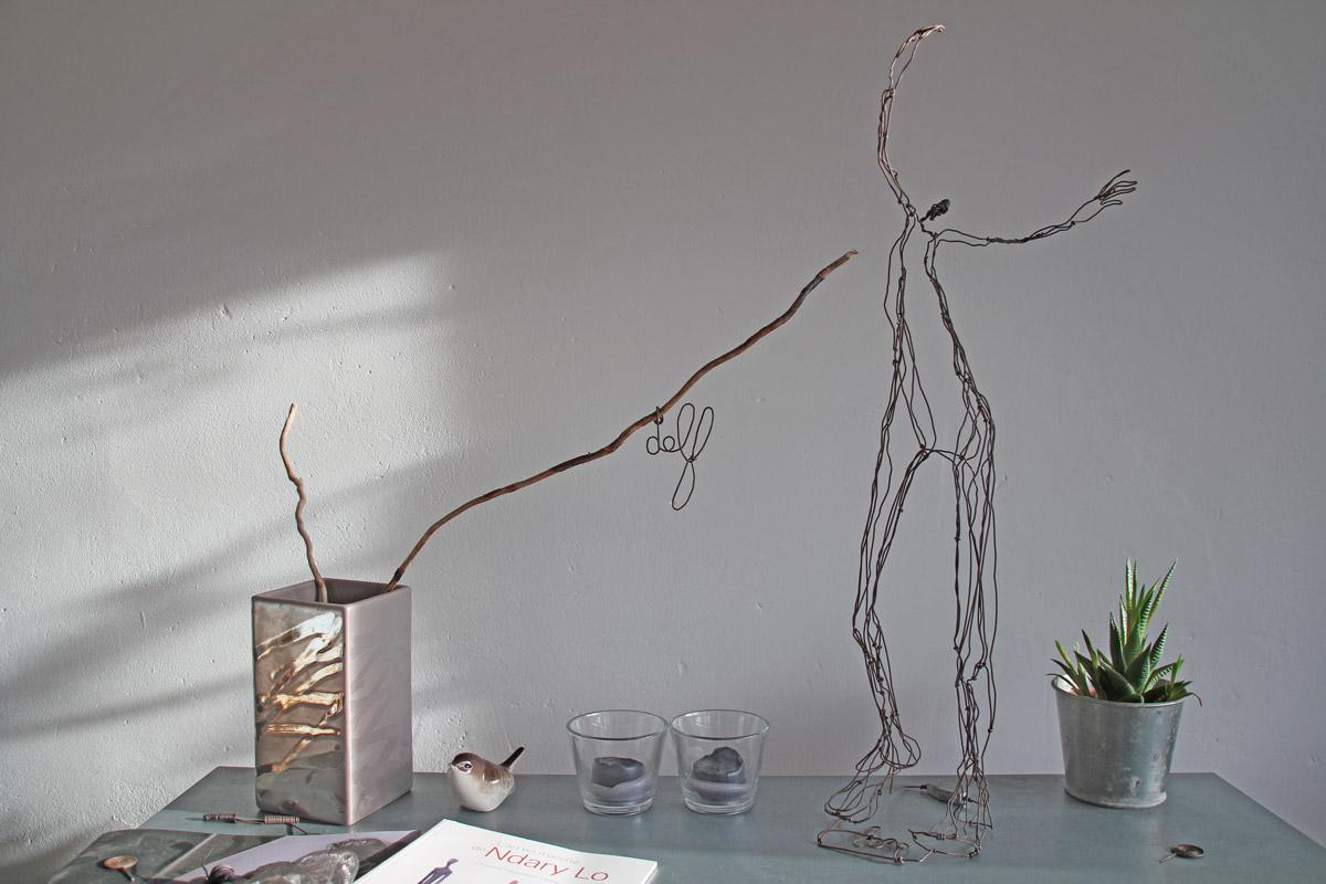 "sculpture-delf ""soleil"""