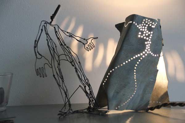 Lampes-sculptures-delf-collard-loriel