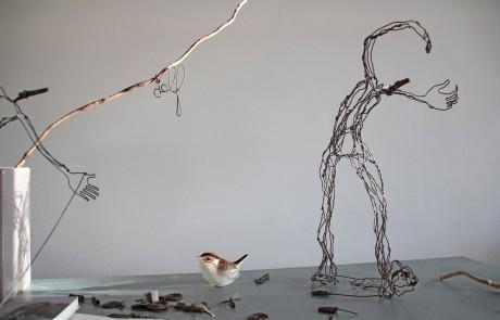 sculpture-delf puissance