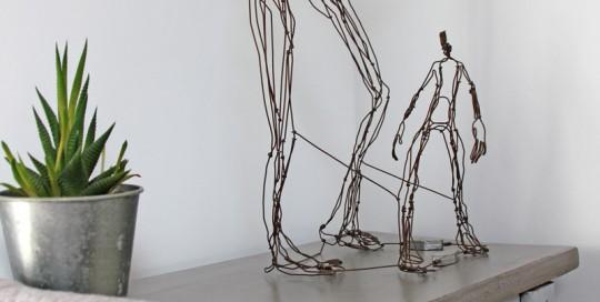 sculpture-delf Bienveillance